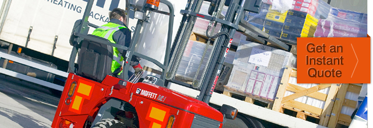 Moffett hire in leicester